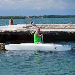 Click to email for a fishing kayak or car-top skiff demo in Key Largo, FL